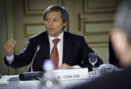 Dacian Ciolos merge in Germania, unde va avea intalniri cu lideri politici locali si cu sefii BMW