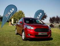 Ford KA+ a fost prezentat in...