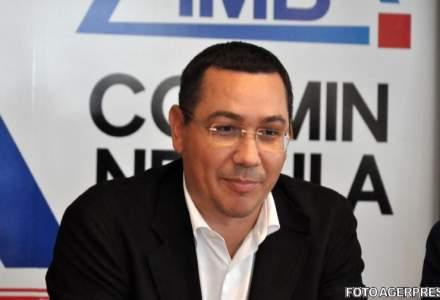Ponta, citat la DNA Ploiesti in calitate de suspect intr-un dosar pentru ca ar fi primit bani de la un politician