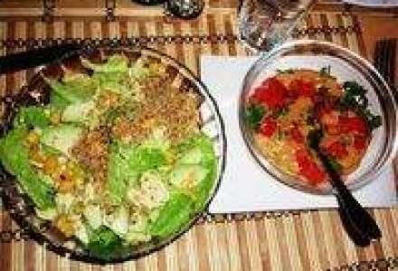 Un restaurant pe saptamana: Unde gasesti mancare mai sanatoasa in Bucuresti