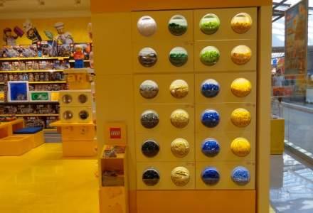 LEGO deschide al saptelea magazin din Romania in urma unei investitii de 200.000 euro