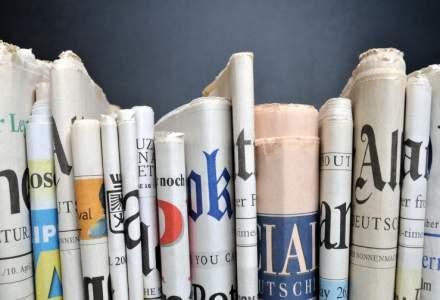 BRAT: Vanzarile de ziare romanesti, in scadere in trimestrul doi din 2016