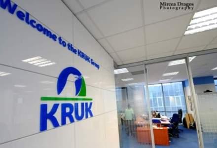 """Kruk a cumparat """"restante"""" in valoare totala de 6,58 miliarde lei, in primul semestru"""