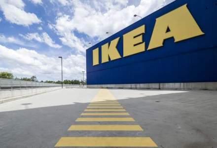 Ikea a inregistrat un nivel-record al afacerilor in ultimul an fiscal, de 34,2 miliarde euro