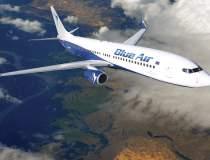 Blue Air lanseaza noi zboruri...