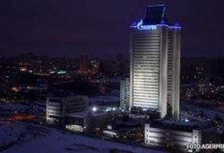 Cate gaze a livrat Gazprom in Romania anul trecut