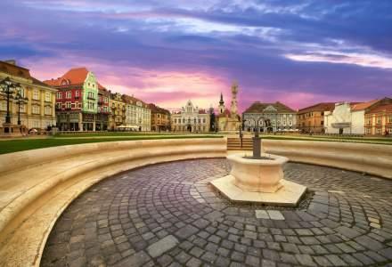 Orasul Timisoara a fost desemnat Capitala Europeana a Culturii 2021