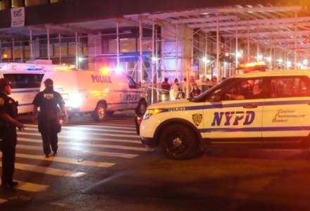 Explozie puternica in Manhattan: cel putin 29 de raniti. Autoritatile nu exclud versiunea unui atentat terorist