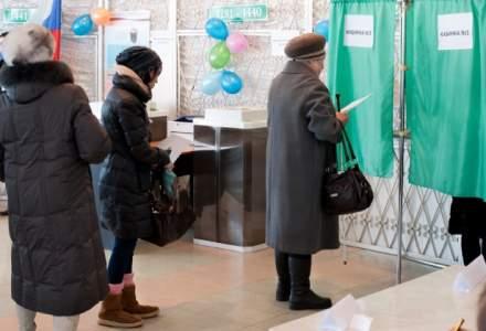Rusia: peste 110 milioane de oameni sunt chemati la urne in cadrul alegerilor legislative