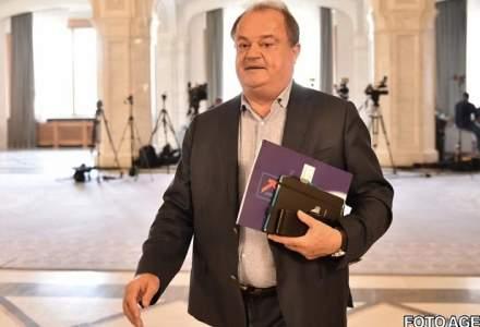 Vasile Blaga, audiat ca martor la DNA
