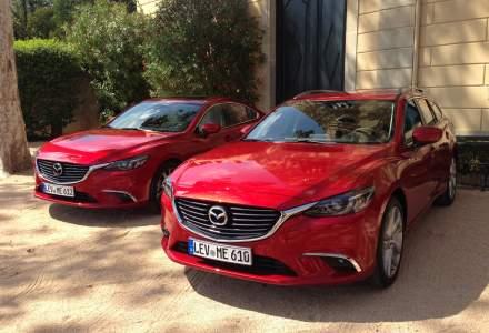 Mazda6 facelift, japonezii detin controlul pe viraje - test drive