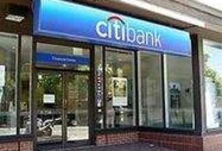 Citibank intra in cursa refinantarilor cu credite in lei cu dobanda de 15,99%
