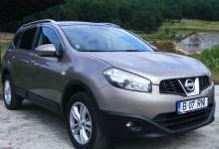 Vanzarile Nissan in Romania au crescut cu 46%
