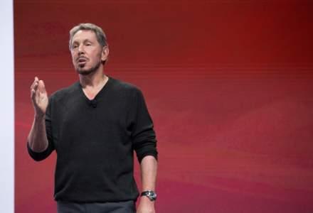 Larry Ellison, fondatorul Oracle: Am tot respectul pentru Microsoft, Amazon, insa...gata!