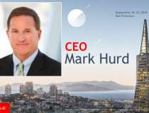 Hurd, CEO Oracle: In prezent,...