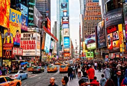 Politia din New York a inchis Times Square, din cauza unui pachet suspect
