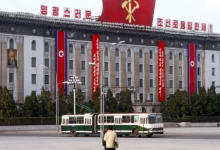Coreea de Nord are numai 28 de site-uri inregistrate in tara