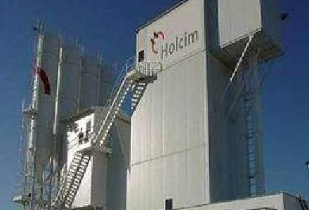 Holcim a crescut in primul trimestru cu 15,7%