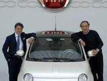 Vinde Fiat divizia industriala?