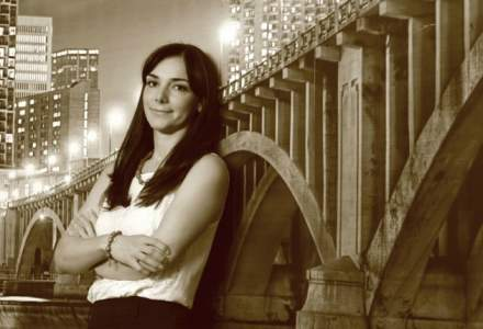 Cea mai puternica femeie din consultanta imobiliara: povestea Ilincai Paun, managerul care conduce azi operatiunile Colliers