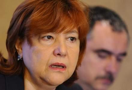 Angela Toncescu, fosta sefa a CSA si a Consiliului de Administratie al Carpatica Asig, a fost retinuta