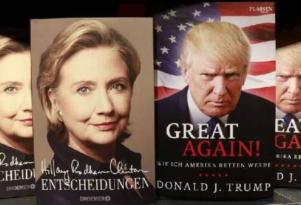 Totul despre prima dezbatere electorala din SUA: Clinton si Trump s-au acuzat reciproc de minciuni