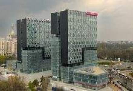 Alcatel-Lucent a luat aproape 2.000 mp de birouri in turnurile de la Piata Presei