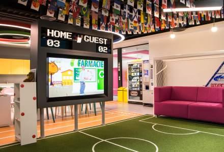 Cum arata spatiile de relaxare ale celor mai tari birouri din Romania: locul in care creativitatea duce la productivitate