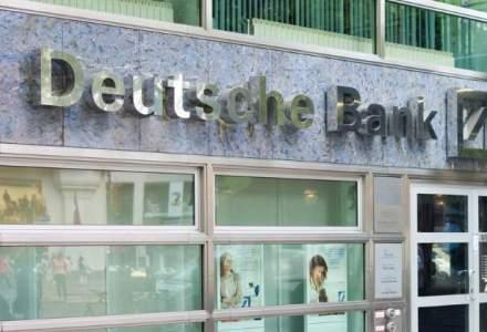 Criza de la Deutsche Bank risca sa agite pietele financiare la nivel mondial