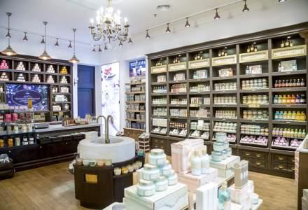 Sabon a investit 100.000 de euro intr-un magazin din Palas Iasi