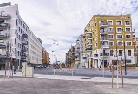 """Reportaj din Aspern sau """"Noua Viena"""", oras care va fi locuit de peste 25.000 de locuitori si va absorbi investitii de peste 5 MLD. euro [FOTO]"""