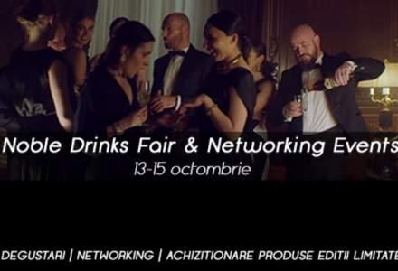 (P) Noble Drinks Fair - Evenimente de networking si degustare de bauturi rafinate la Palatul Noblesse - Lifestyle Palace