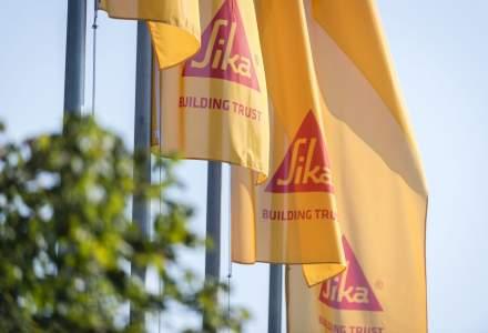 Sika vrea sa deschida o noua fabrica in Romania si mizeaza pe o crestere de cel putin 10% a afacerilor in acest an