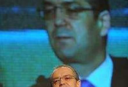 Emil Boc, reales sef la PDL