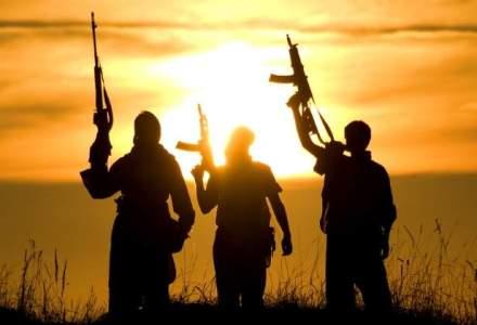 ISIS a pierdut un sfert din teritoriul pe care il controla anul trecut