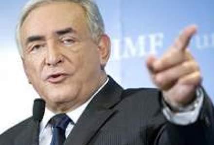 Vid de putere la FMI dupa arestarea lui Dominique Strauss-Kahn?
