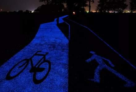 Polonezii ar putea revolutiona transportul cu bicicletele pe timp de noapte: ce solutie au gasit
