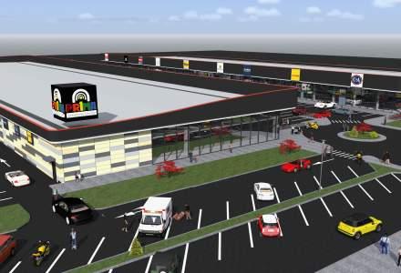 Oasis Retail Development pariaza 12 mil. euro intr-un un parc de retail in Oradea