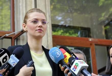Alina Gorghiu va fi audiata in dosarul lui Dan Sova si Victor Ponta