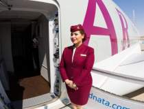 Qatar Airways isi mareste...