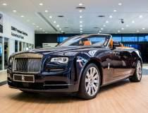 Rolls-Royce Dawn, prezentat...