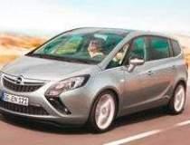 Noul Opel Zafira Tourer va fi...