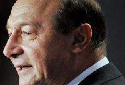 Basescu: Nicio tara nu a avut o atitudine mai ostila impotriva iesirii din criza decat Romania