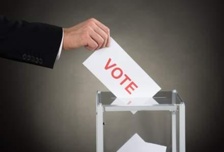 MAI: Numaratoarea voturilor, supravegheata video