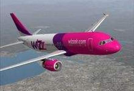 Wizz Air creste frecventa zborurilor Cluj - Roma Fiumicino
