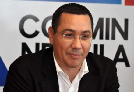Victor Ponta: Guvernul Ciolos e la putere in urma demonstratiilor neautorizate; azi au folosit forta impotriva manifestantilor