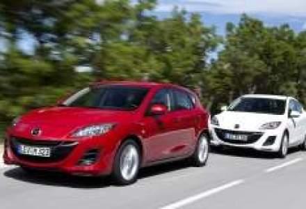 Productia globala Mazda3 a depasit trei mil. unitati
