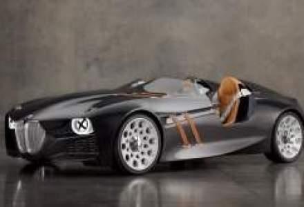 BMW prezinta conceptul 328 Hommage