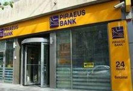 Activele Piraeus Bank au crescut cu 8%, la 2,24 mld. euro