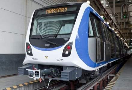 Metrorex suplimenteaza numarul de garnituri de metrou, dupa episoadele de aglomeratie de zilele trecute: ce masuri a luat transportatorul